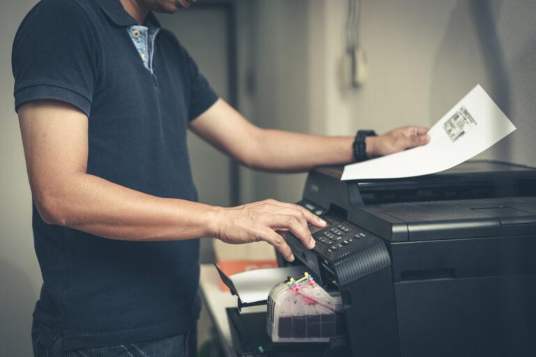 Assistenza stampanti e fotocopiatrici